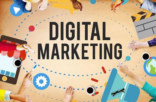 Digital Marketing hay Digital Marketing Online
