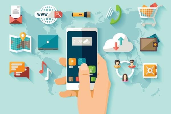 Ecommerce giúp bán hàng cho khách hàng ở bất kỳ quốc gia nào