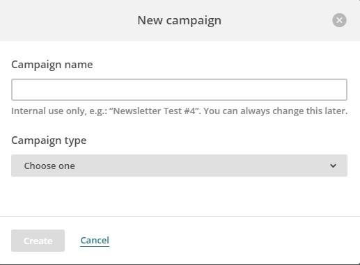 email marketing đơn giản hơn với Mailchimp
