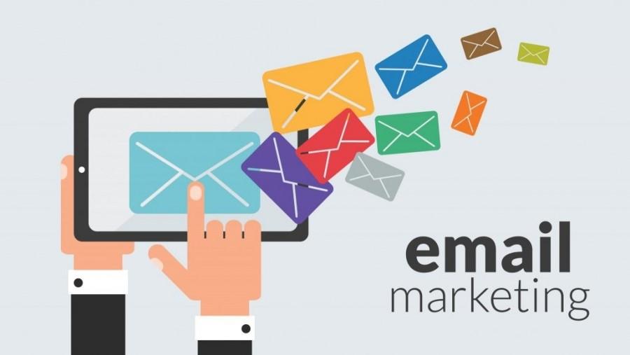 Mailchimp giúp bạn gửi số lượng thư lớn